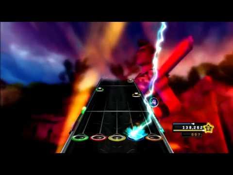 [HD 720P] Cult Of Personality (Mirror Mode) - Expert Guitar - 100% FC - Guitar Hero Warriors Of Rock