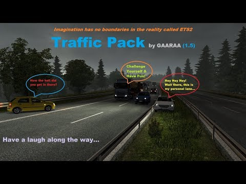 Traffic Pack by GAARAA v1.5