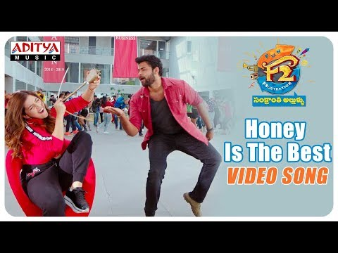 Honey is The Best Video Song
