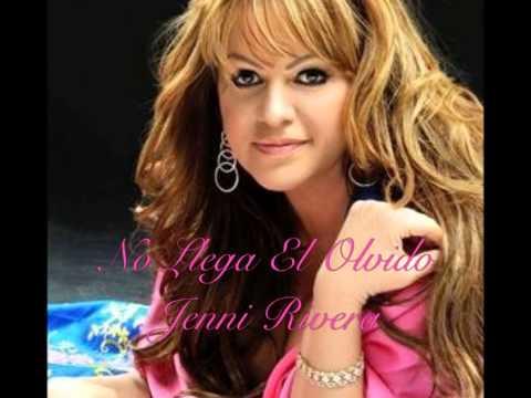No Llega El Olvido Jenni Rivera