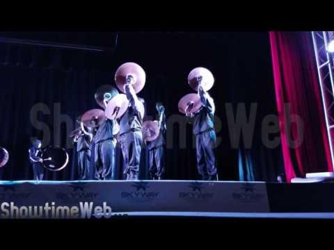 Austin High Drumline - 2017 High Noon Showdown BOTB