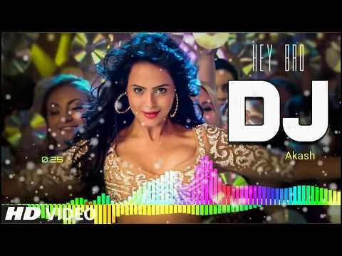 DJ' FULL VIDEO Song | Hey Bro | Sunidhi Chauhan, Feat. Ali Zafar | Ganesh Acharya