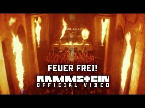 Video Rammstein - Feuer Frei! (Official Video) download in MP3, 3GP, MP4, WEBM, AVI, FLV January 2017