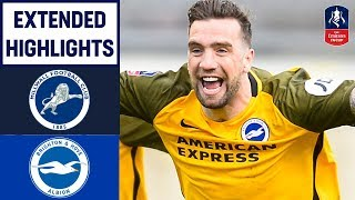 Video Late Goal DRAMA & Penalties! | Millwall 2-2 Brighton (4-5) | Emirates FA Cup 18/19 MP3, 3GP, MP4, WEBM, AVI, FLV Maret 2019