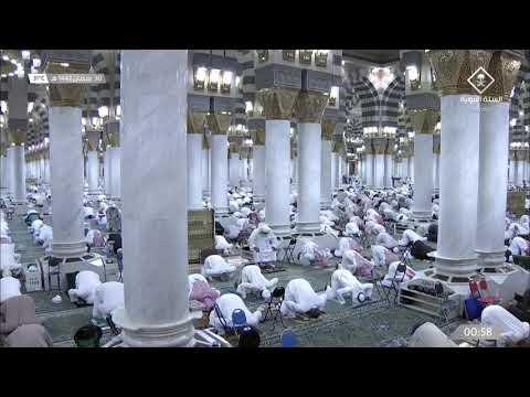 صلاة التهجد من المسجد النبوي | ليلة 30 رمضان 1442هـ