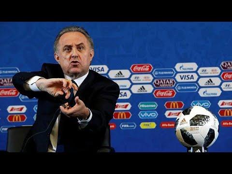 Παραιτήθηκε ο Μούτκο από την Ποδοσφαιρική Ομοσπονδία της Ρωσίας