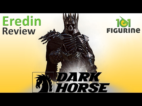 The Witcher 3 - Statue PVC King of the Wild Hunt Eredin - Dark Horse