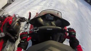 10. Yamaha Viper Minnesota Snowmobiling (Part 1)
