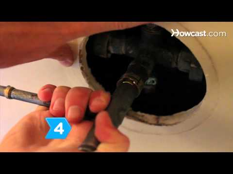 How to Repair a Tub & Shower Valve