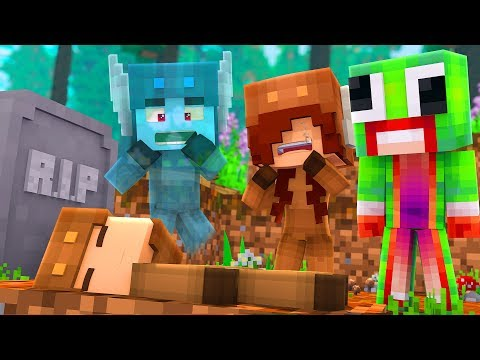 Minecraft Daycare - R.I.P MOOSECRAFT! (Minecraft Kids Roleplay)