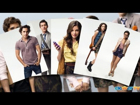 "Meet the Cast of MTV's ""Underemployed"""