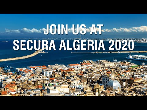 Matrix Comsec at SECURA, Algeria - North Africa | 11th - 13th February, 2020