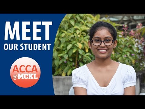 ACCA@MCKL | Meet our student, Ruphinee