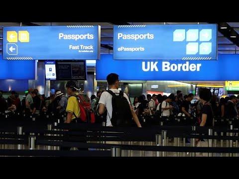 Οι Ευρωπαίοι εγκαταλείπουν τη Βρετανία