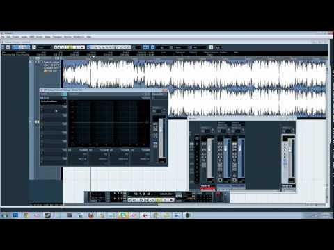 Studio Quality Vocals In Cubase 5 – Mastering ( Using Waves )