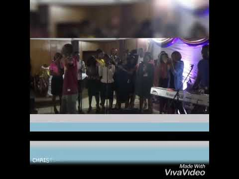 Jehovah is your name by Don @ UZ Christian Union Worship Night