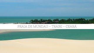 PRAIA DE MUNDAÚ - TRAIRI - CEARÁ