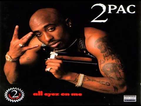 2Pac - Ratha Be Ya N___a [All Eyez On Me] (видео)
