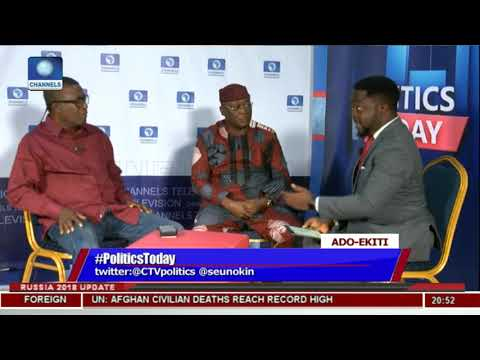 APC, PDP Chieftains Deny Buying Of Votes During Ekiti Election |Politics Today|