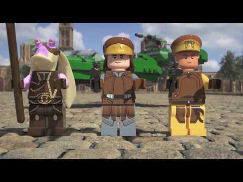 Конструктор Флэш-спидер - LEGO STAR WARS - фото № 9