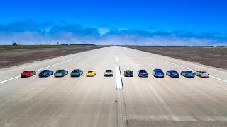 World's Greatest Drag Race 9!!! by Motor Trend