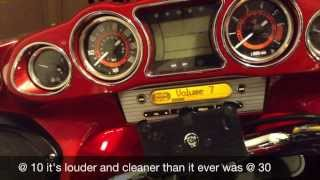 8. Vaquero 1700 Stereo Upgrade