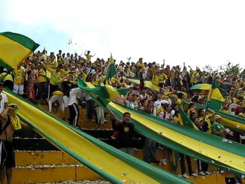 FLS DE KaRNaVal - Fortaleza Leoparda Sur - Atlético Bucaramanga