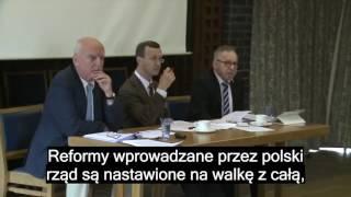Czas skończyć z tą farsą -niech Pan Morawski i inni dublerzy zaczną pobierać pensję w centrali PiS, a nie w TK