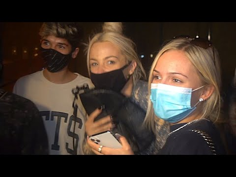 Tana Mongeau Says She's Supportive Of Ex Jake Paul No Matter What During Her Night Out With Abby Rao