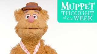Every Monday, The Muppets bring you their wise, uplifting, and downright hilarious Thought of the Week. Today, Fozzie is a laugh riot.Subscribe for all new videos from The Muppets! ► http://di.sn/6002BJA1nWatch more of the best moments, music videos, and laughs from The Muppets! ► http://di.sn/6007BJ79RGet more from The Muppets!Disney: http://disney.com/muppetsFacebook: https://www.facebook.com/MuppetsTwitter: https://twitter.com/TheMuppetsInstagram: http://www.instagram.com/themuppetsWelcome to the Official YouTube channel for The Muppets! This channel is home to your beloved group of Muppet friends: Kermit the Frog, Miss Piggy, Fozzie Bear, Gonzo the Great, Animal, Beaker, The Swedish Chef, and more! Subscribe for some of your favorite and best film and television clips from The Muppets, as well as music covers and brand new comedy sketches.Check out exclusive Muppet parodies, Muppet music videos, Muppet song covers, comedy sketches, and more! Join in the fun with original Muppet comedy shows, TV promos, and charity PSAs.