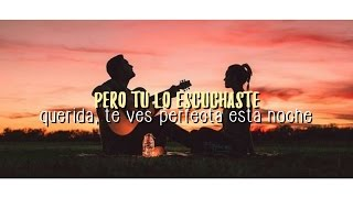 Perfect - Ed Sheeran (Subtitulada al Español)