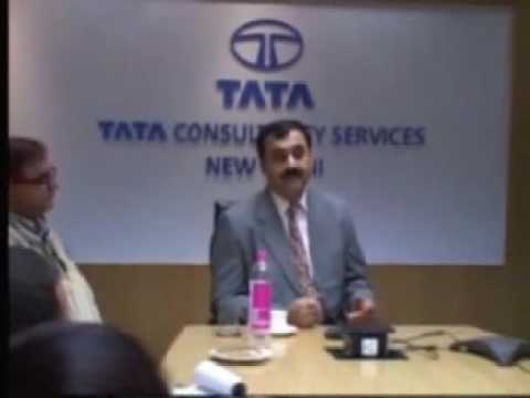 Mr Pavan Duggal at TCS part 2