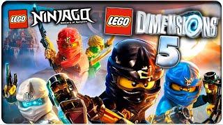 Let's Play LEGO DIMENSIONS Part 5: Joker-Angriff & LEGO Ninjago