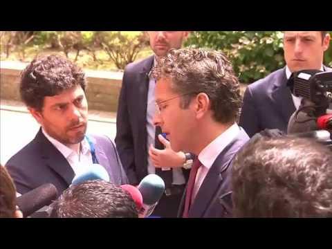 Δήλωση Ντέισελμπλουμ για Ισπανία και Πορτογαλία