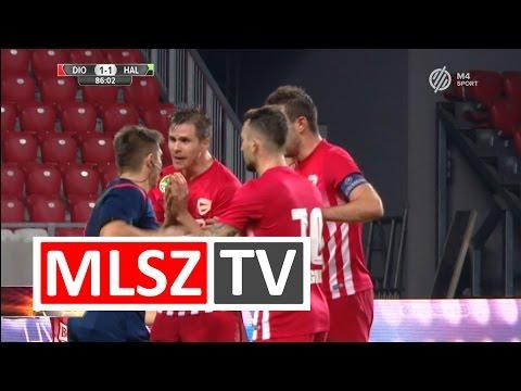 16. forduló: DVTK - Haladás 2-1 (0-1)