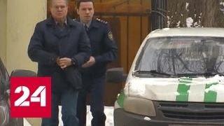 Улюкаев доставлен в Басманный суд Москвы