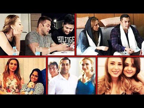 WATCH Salman Khan & Iulia Vantur's FULL LOVE STORY
