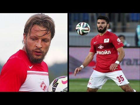 Russland: Spartak Moskau - Serdar Tasci und Patrick E ...