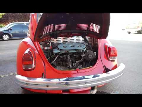 vw beetle engine swap. 1972 vw bug with subaru engine