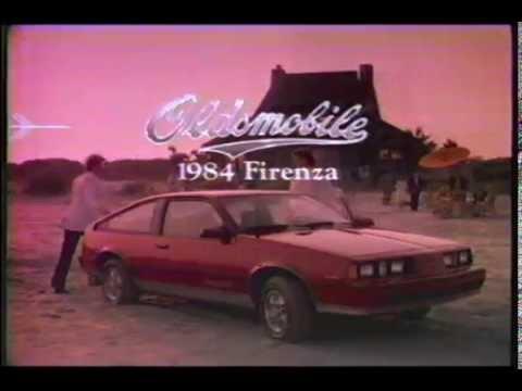 1984 Oldsmobile Firenza Commercial