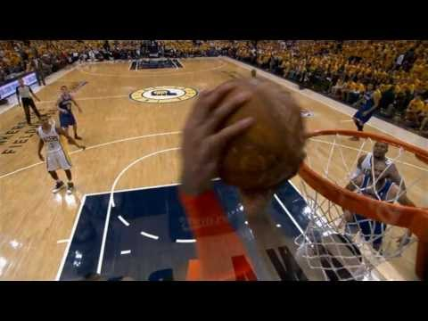 nba - Roy Hibbert headlines Saturday's top 5 plays of the night. Visit http://www.nba.com/video for more highlights. About the NBA: The NBA is the premier professi...