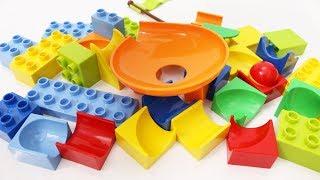 Video Building Blocks Toys for Children FUNTOK Marble Run MP3, 3GP, MP4, WEBM, AVI, FLV Desember 2018