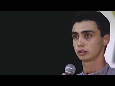 """Ronaldo Pereira – """"A Espiritualidade do Jovem Cristão"""""""