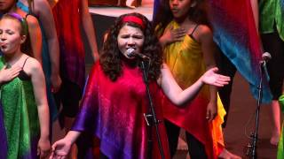 This Little Light of Mine - Performed by VOENA, arranged by Z McClelland