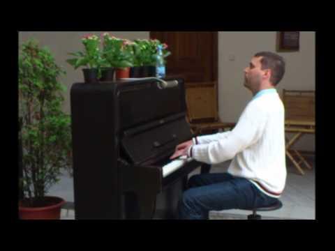 Klavírní improvizace