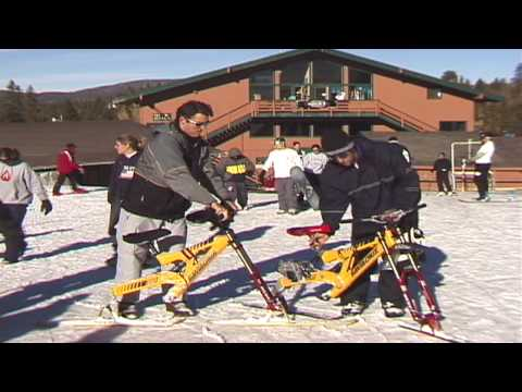 Xcorps Action Sports TV #3 ) SNOWBIKE seg.5 HD