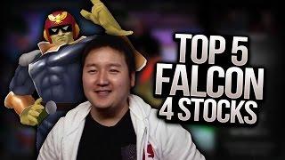 Video Top 5 Captain Falcon 4 Stocks | Melee MP3, 3GP, MP4, WEBM, AVI, FLV Agustus 2017