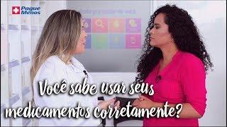 Momento Clinic Farma - Você sabe usar seus medicamentos corretamente?