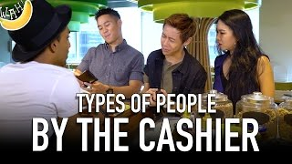 Video Types Of People By The Cashier MP3, 3GP, MP4, WEBM, AVI, FLV Mei 2018