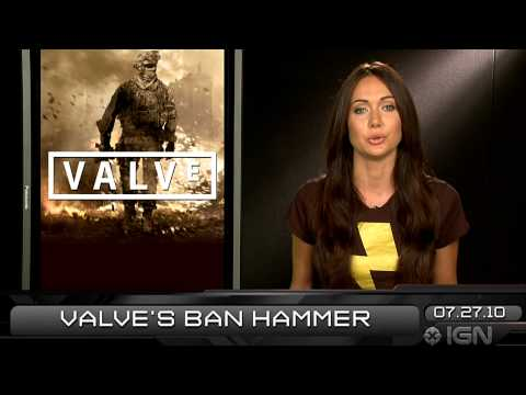 preview-IGN Daily Fix, 7-27: StarCraft II Day & Valve\'s Ban Hammer (IGN)